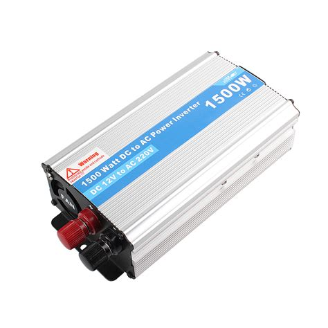 Dd001 Power Inverter 1500 W Dc 12v Ke Ac 220v Merk Sh Berkualitas other business farming industry 1500w power inverter adapter dc 12v to ac 220v for