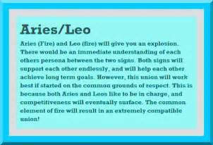 leo love match