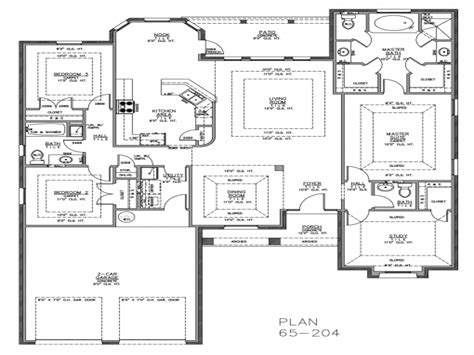 split bedroom floor plan split bedroom floor plans home plans with split bedrooms