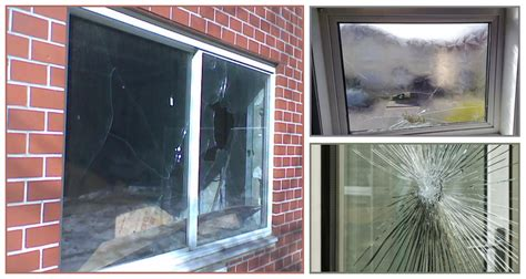 broken glass repair glass repair window glazing repair installation