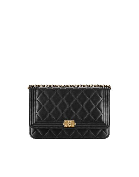 Clutch Ysl Woc Matelasse Chevron Caviar Hitam Gold Seprem 2017 wallet on chain reference guide pursebop