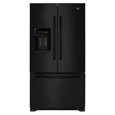 Door Drawer Freezer Refrigerator by Maytag Mfi2670xeb 25 5 Cu Ft Door Bottom Freezer