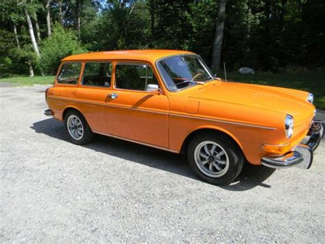 1972 Volkswagen Squareback by Find Used 1972 Volswagen Type Iii Squareback In New