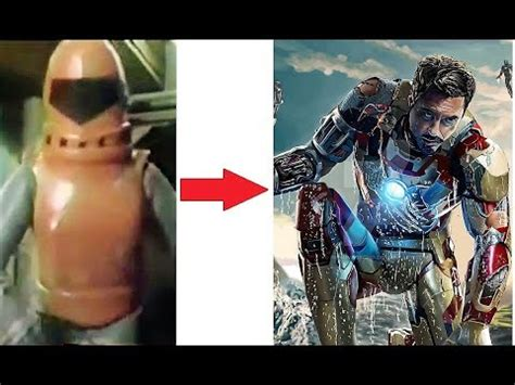 iron man evolution full youtube