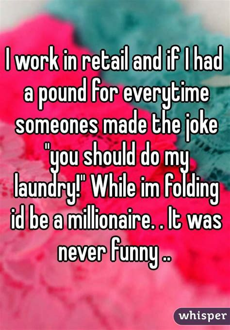 I M 48 Work In Retail Should I Get An Mba i did all the work and the client gives my millionaire