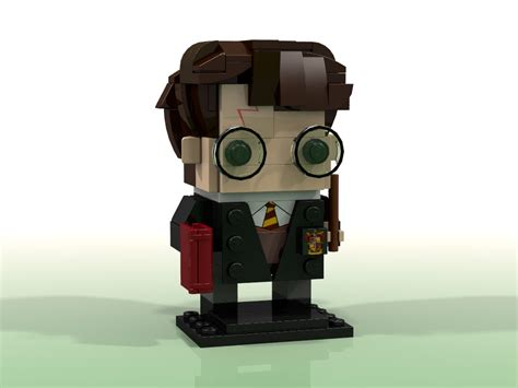 LEGO Ideas - Harry Potter and Hermione Granger Brickheadz