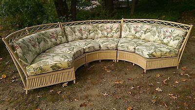 sofa fick vintage rattan sofa for sale classifieds
