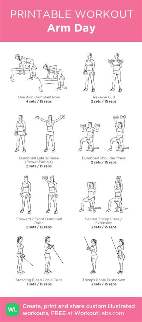 printable iron strength workout awesome online shopping and pandora jewelry on pinterest