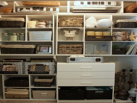 open living space   apartment  organizing closets