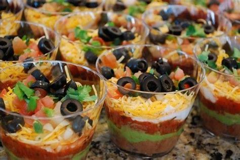 bridal shower appetizer ideas   Appetizers: Individual 7