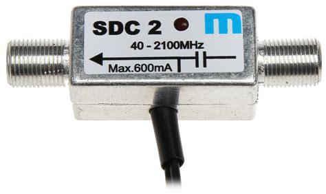 alimentatore per antenna alimentatore per antenne 12v 600ma sdc2 mezon