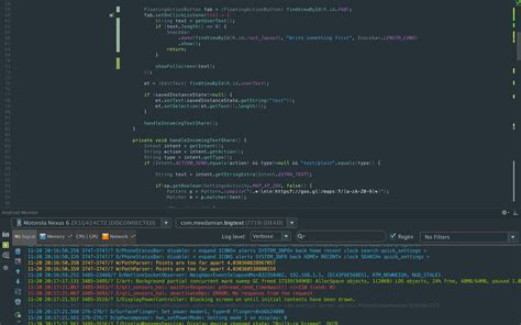 themes android studio making android studio pretty damian mee blog