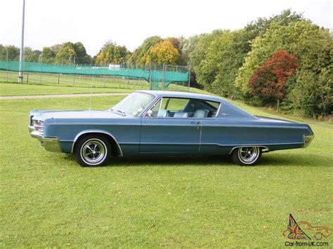1967 chrysler 300c very rare luxury muscle car