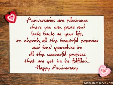 Wedding Anniversary Wishes Letter by Anniversary Wishes For Couples Wedding Anniversary Quotes