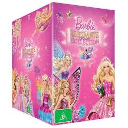 Barbie ultimate movie dvd collection dvd target australia