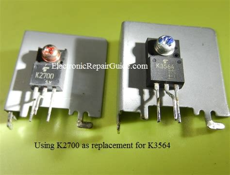 transistor k2700 datasheet no power in hp laserjet p1006