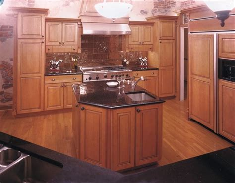 kitchen paint colors with light wood cabinets advice for