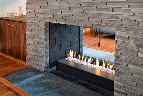 European Homes Fireplaces by G Series By European Home Linear Gas Fireplace Vent Free