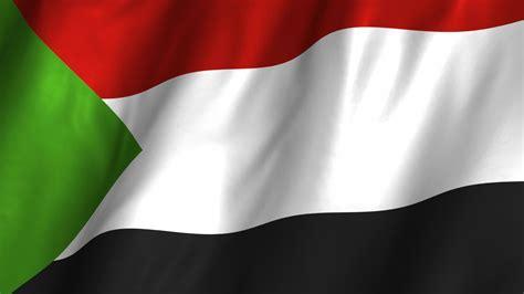 Green Screen Photography Sudan Waving Flag Stock Video 12362347 Hd Stock Footage