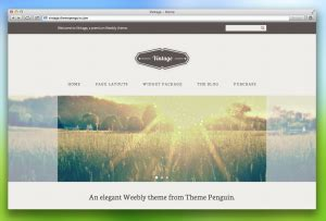 weebly themes templates 5 great resourcses