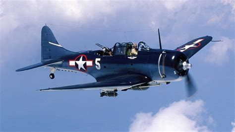 dive bomber sbd dauntless hd desktop wallpaper widescreen high