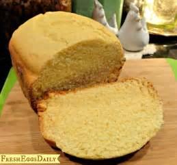 Bread Machine Sweet Bread Sweet Cornbread Bread Machine Recipe Details Calories