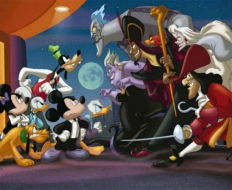 mickey house of villains mickey s house of villains 2002 cartoonson