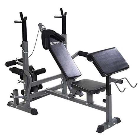 top 5 best cheap weight bench set with weights for sale