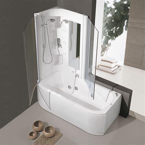 vasca doccia combinati vasche combinate con doccia i modelli migliori