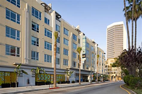 Apartments In Los Angeles Wilshire 5550 Wilshire Blvd Apartments Los Angeles Mixed Use