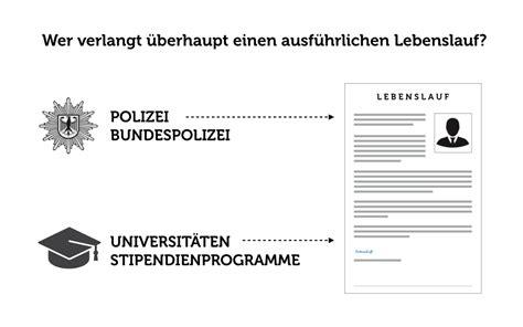 Ausfuhrlicher Lebenslauf Bundeswehr ausf 252 hrlicher lebenslauf bundespolizei muster