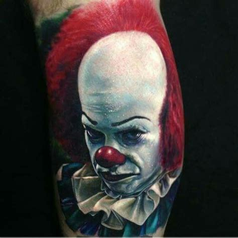 payaso tattoo designs eso el payaso tatoos