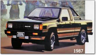 dodge ram 50 mitsubishi built compact classic
