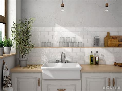 White Subway Tile Bathroom Ideas by Masia Equipe Ceramicas