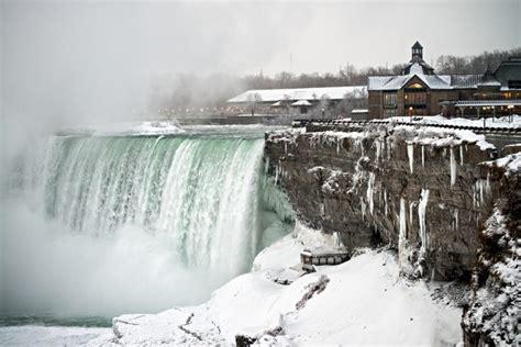 niagara falls web 5 ways to experience niagara falls this winter