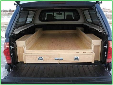 truck bed organizer diy diy truck bed storage the best of bed and bath ideas