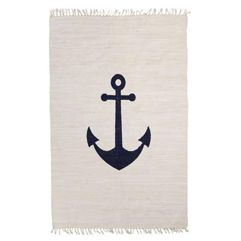 teppich anker maritim