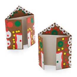 How To Make A Gingerbread Out Of Paper - the world s catalog of ideas