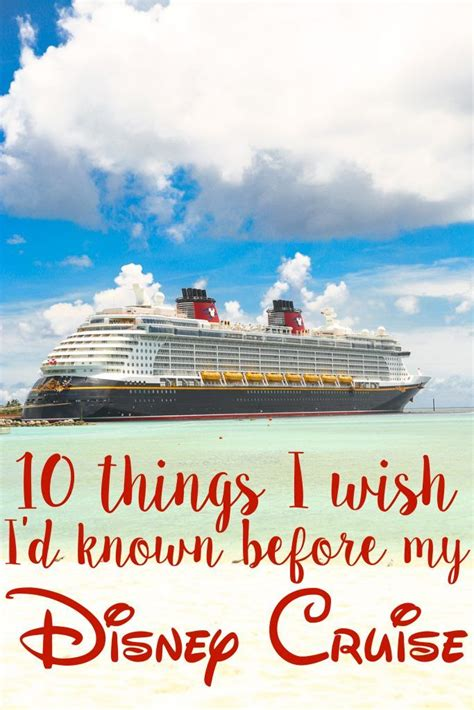if you re planning your time on a disney cruise or even considering a disney cruise you