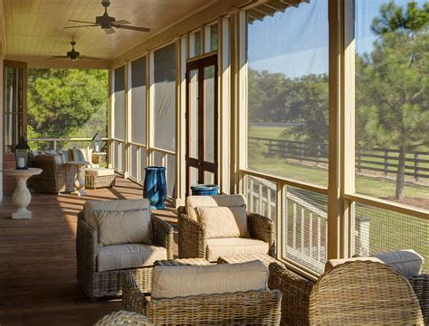 Great Screened Porches Volume 1 Screened Porch Furniture Ideas