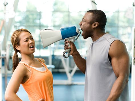is your personal trainer bullying you the calorieking