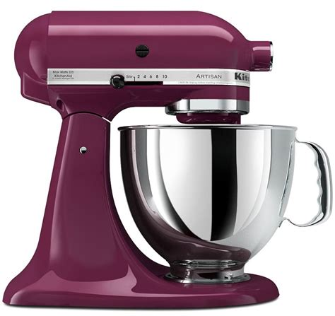 Mixer Kitchenaid 220 volt kitchenaid 5ksm150pseby artisan stand mixer