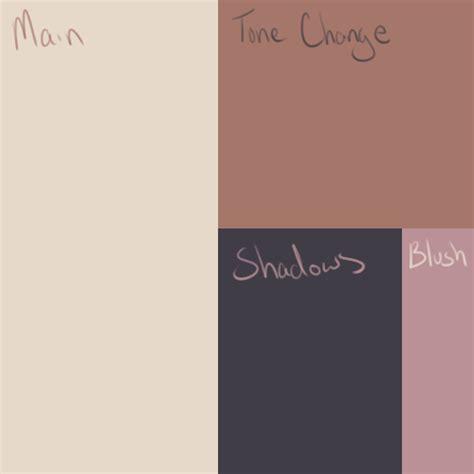 pale skin color pale skin color palette by azuredestiny on deviantart
