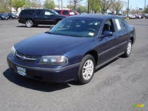 2000 navy blue metallic chevrolet impala 28594593