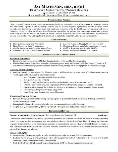 X Tech Resume Format Healthcare Resume Sle Radiologic Technologist Resume Resume For X Tech