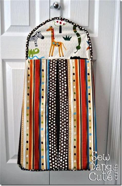 pattern for hanging diaper holder diapers and tutorials on pinterest