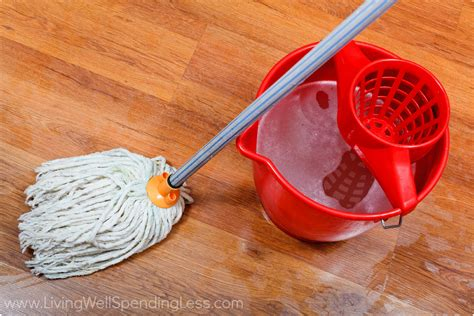 Free Floor Planner Online cleaning of wet floors by mop and red bucket with washing