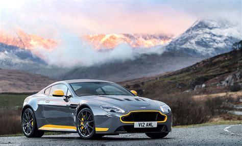 Aston Martin Vantage Manual Transmission by Manual Transmission For V12 Vantage S The Ultimate