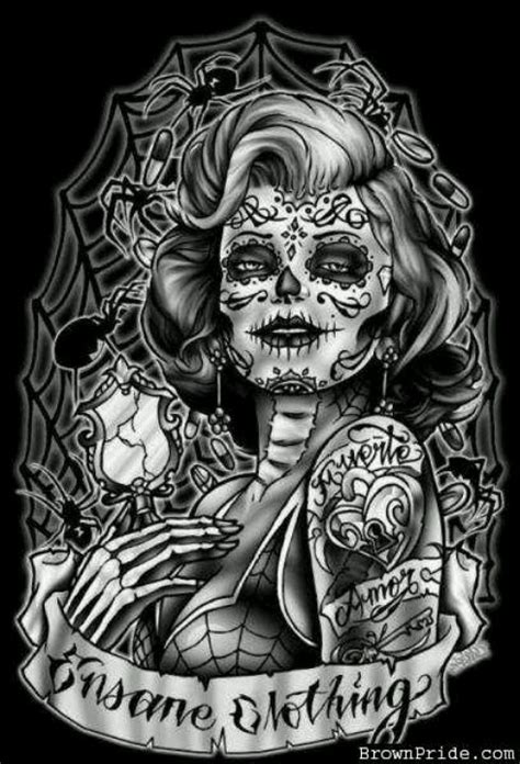 brown pride tattoo designs 99 best images about custom clothing designs by cholo