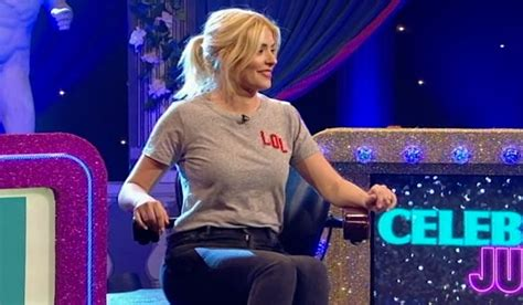 celebrity juice be in the audience video holly willoughby turns air blue rejecting keith lemon